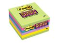 POST-IT Note POST-IT Super Sticky Rainbow100x100