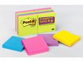 POST-IT Note POST-IT Super Sticky Rainbow76x76mm