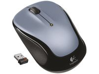 LOGITECH M325 Wireless Mouse Light Silver WER Occident Packaging (910-002334)