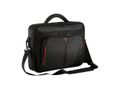 TARGUS LAPTOP CASE CLASSIC+ 13-14 1 IN CLAMSHELL  BLACK
