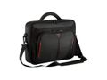 TARGUS LAPTOP CASE CLASSIC+15-15.6IN CLAMSHELL  BLACK