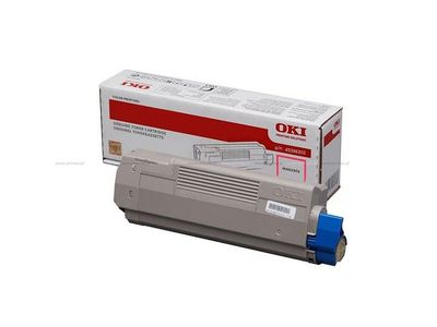 OKI MC760 MC770 MC780 toner cartridge magenta standard capacity 6.000 pages 1-pack (45396302)