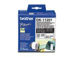 BROTHER Standard adresseetiketter. 29mm x