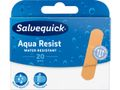 SALVEQUICK Plåster Aqua Resist Medium 20/FP