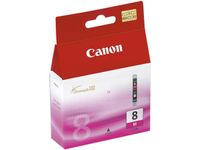 CANON CLI-8PM ink cartridge photo magenta standard capacity 13ml 4.985 pages 1-pack (0625B001)