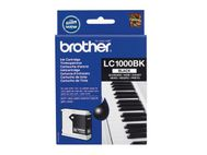 BROTHER Ink Cart/ black f DCP-330C 540CN 740CW (LC1000BK)