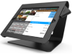 COMPULOCKS Nollie iPad POS Secure Kiosk