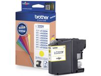 BROTHER Tinte LC-223Y Yellow (LC223Y)