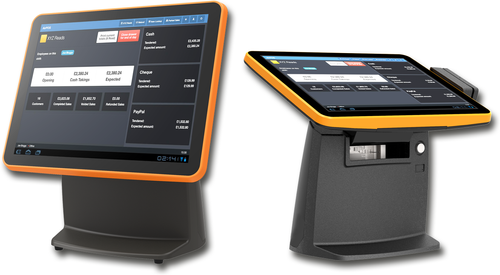 ADVANTECH UPOS-510 All-In-One-Touch-POS (UPOS-510FP-AE312)
