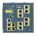 CISCO IE 3000 Switch 8 10/100 + 2 T/SFP (IE-3000-8TC)