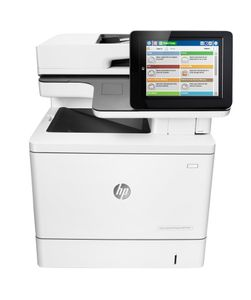 HP COLOR LASERJET ENT MFP M577F 38PPM PRNT CPY SCN FAX           IN MFP (B5L47A#B19)