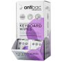 _ Keyboard wipes, Antibac, 4 ml *Denne vare tages ikke retur*