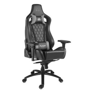 ALPHA GAMER Polaris Office Black/ Black (AGPOLARISOE-BK)