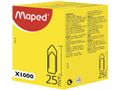 MAPED Binders MAPED medium 25mm (1000)