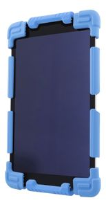 DELTACO For 7-8 inch Universal all round protective case with stand  Blue (TPF-1303)