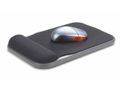 KENSINGTON HEIGHT ADJUSTABLE MOUSE WRIST PAD BLACK NS