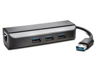 KENSINGTON USB 3.0 to Ethernet Adapter (K33982WW)