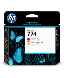 HP 774 Magenta/ Yellow Printhead (P2V99A)