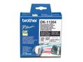 BROTHER DK11204 Mehrzweck Etiketten for QL550 QL500 300pcs/ roll 17x54