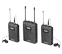 BOYA UHF Dual Channel Wireless Microphone System