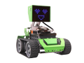 ROBOBLOQ Qoopers Programmable robot, 174 parts, Phone controllable
