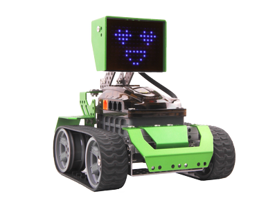 ROBOBLOQ Qoopers Programmable robot, 174 parts, Phone controllable (Qoopers)