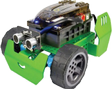 ROBOBLOQ Q-Scout Programmable robot, drag-and-drop programming,  phone