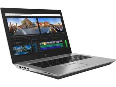 HP ZBook 17 G5 i7-8850H 32GB 512GB Quadro P3200 17.3inch W10P (inc 3Y OS Warranty) (NB! No 4G) (2ZC45EA#ABN)
