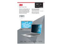3M Touch Privacy Filter for 14inch Widescreen Laptop Standard Fit (TF140W9B)