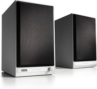 AUDIOENGINE Powered Bookshelf Speakers HD6 KINA 50% (AUDIOENGINE-HD6-WHT)
