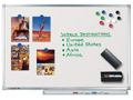 LEGAMASTER Whiteboard emalj 2000 x 1200 mm