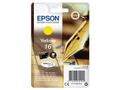 EPSON INK CARTR DURABR ULTRA YELL 16 .