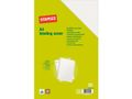 STAPLES Spiralomslag STAPLES A4 Vit 25/FP