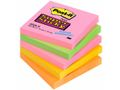 POST-IT Note POST-IT Super Sticky 76x76mm neon