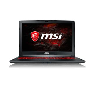 MSI GL62M 7RDX-2454NE i5-7300HQ 15.6i GTX 1050 2GBDDR58GB 128GB SSD +1TB 7mm5400RPM x Intel 3168 WLAN Backlight Black W10H (GL62M 7RDX-2454NE)