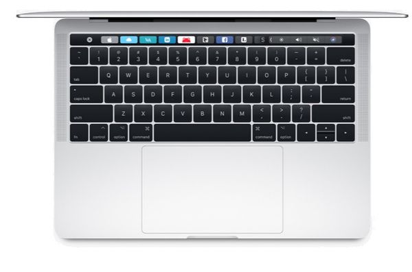 "APPLE MacBook Pro 13"" Retina m/Touch Bar Silver, Dual-core i5 3.1GHz, 16GB RAM, 512GB,  SSD, US keyboard (Z0UP-MDK-MPXX2H/A)"