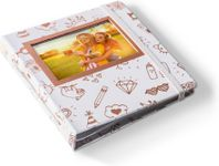 HP SPROCKET GOLD AND WHITE ALBUM F SPROCKET ACCS (2HS31A)