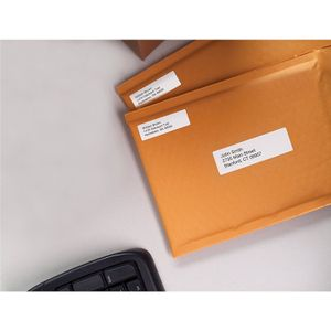 DYMO Large Return Address Labels 54mm x 25mm white 500 pcs (S0722520)