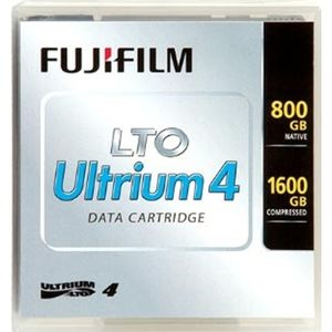 FUJI 1PK LTO4  800/1.6TB DATA CART (15716800)