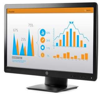 HP ProDisplay P232 LEDBlt Monitor unknown Region (K7X31AT)