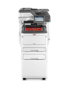 OKI MC853DNCT MFP 4IN1 COLOR A4 23PPM 1200X600DPI                IN MFP (45850601)