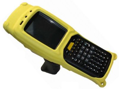 ZEBRA ACCESSORY RUBBER BOOT EXPANSION BACK (W/ EXTENDED ENDCAP) - YELLOW (ST6084)
