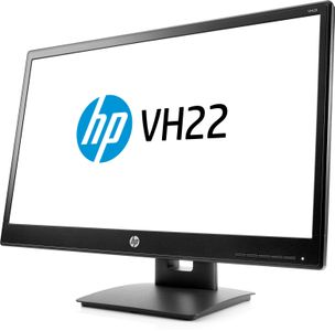 "HP Value VH22 (21.5"") 54,6cm 16:9 FHD VGA/ DP/ DVI 5ms 5Mio: 1 LED (X0N05AA)"