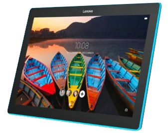LENOVO TAB 10 TB-X103F APQ8009 QC 1.3GHZ 32BIT LP 10.1inch 1280x800 IPS 1GB 16GB 802.11B/ G/ N+BT4.0 2CELL 7000MAH BLACK 2 Year (ZA1U0057SE)