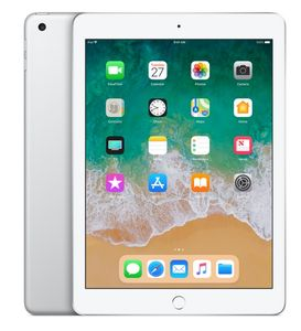 APPLE iPad Wi-Fi + Cellular 32 GB Silver (MR6P2FD/A)