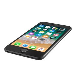 BELKIN iPhone 7/8 Plus Black Tempered Curve Overlay Screen Protector /1-pack (F8W855zzBLK)