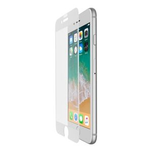 BELKIN iPhone 7/8 Plus White Tempered Curve Overlay Screen Protector /1-pack (F8W855zzWHT)