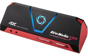 AVERMEDIA Video Capture Box, LGP 2 Plus   (GC513) (61GC5130A0AH)