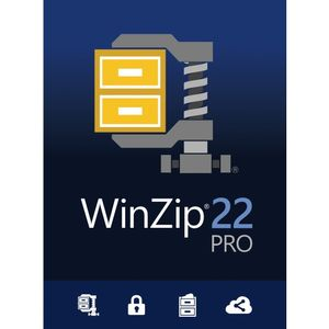 COREL WINZIP 22 PRO ML DVD DVD IN (WZ22PROMLDVDEU)