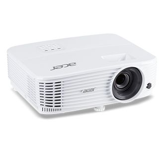 ACER Essential P1350WB - DLP Projector - 3700 ANSI Lumens - Ceiling-mounted projector White (MR.JPN11.001)